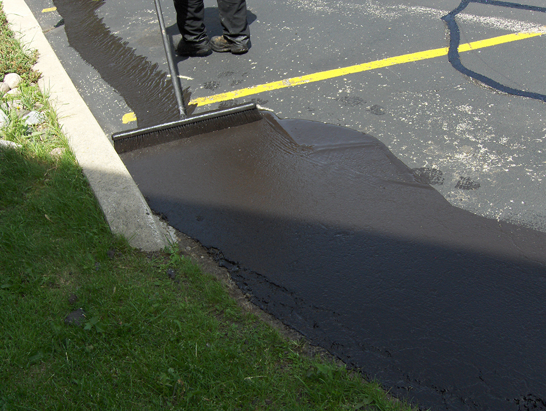 Poblocki Paving of Wisconsin offers Sealcoating Services