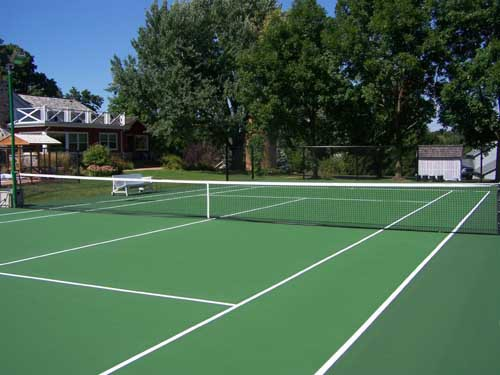 Poblocki Paving Corp Provides Sport Surfaces