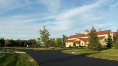 residential paving blacktop asphalt driveway