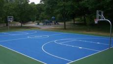 sport courts tennis basketball pickleball