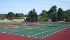 sport courts tennis basketball pickleball